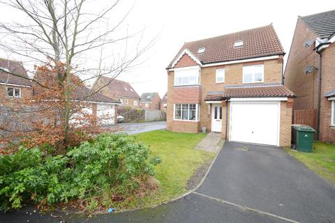 5 bedroom detached house for sale - The Limes, West Moor