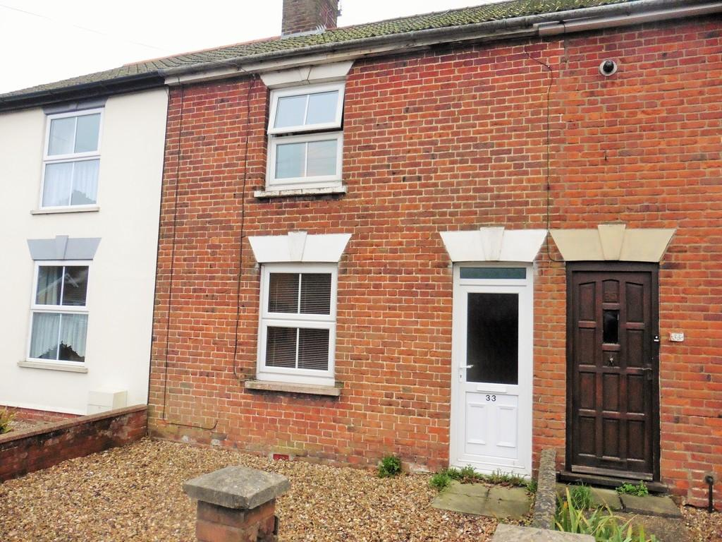2 Bedrooms Terraced House for sale in North Walsham