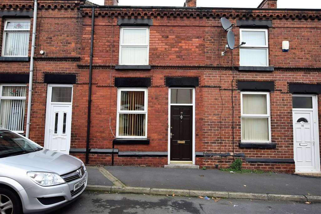 2 Bedrooms Terraced House for sale in Exeter Street, Newtown, St. Helens