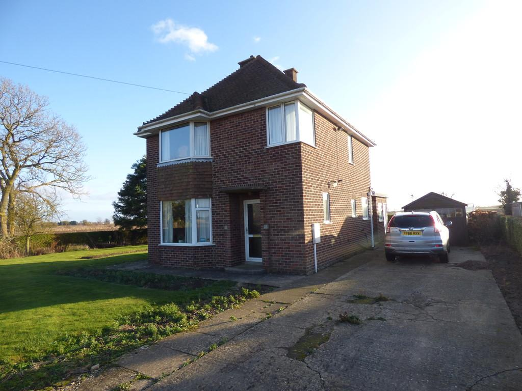 3 Bedrooms Detached House for sale in Barehams Lane, Quadring