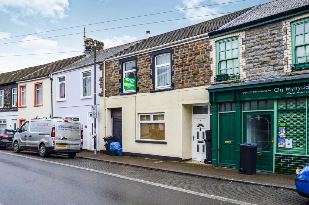 3 Bedrooms Terraced House for sale in Perrott Street, Treharris