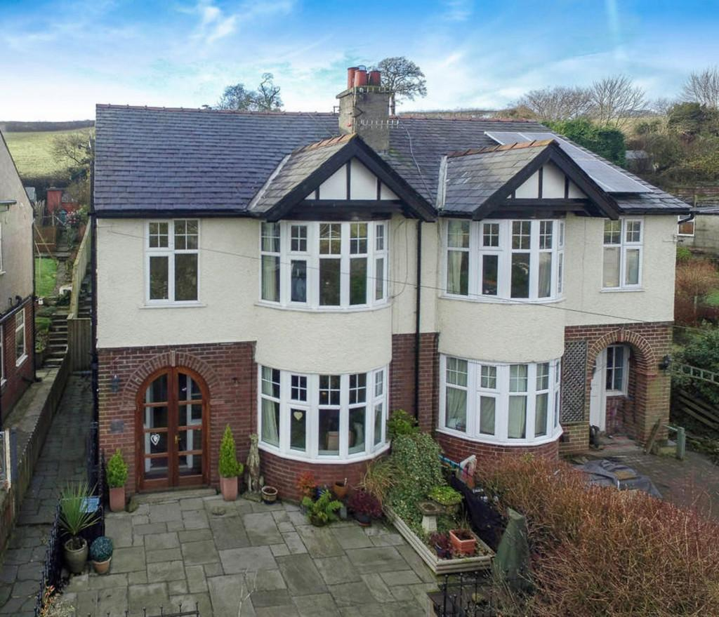 3 Bedrooms Semi Detached House for sale in Greenodd, Ulverston