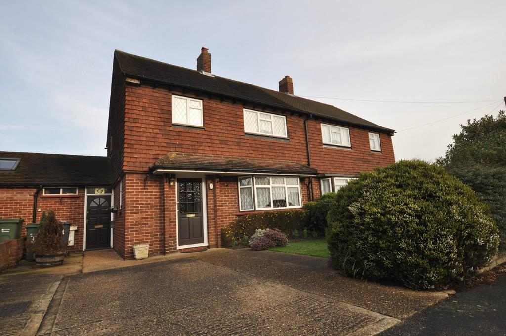 3 Bedrooms Semi Detached House for sale in Yew Tree Drive, Guildford