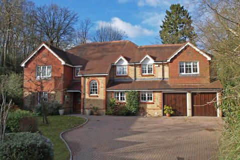 6 bedroom detached house for sale - The Badgers, Mearse Lane, Barnt Green