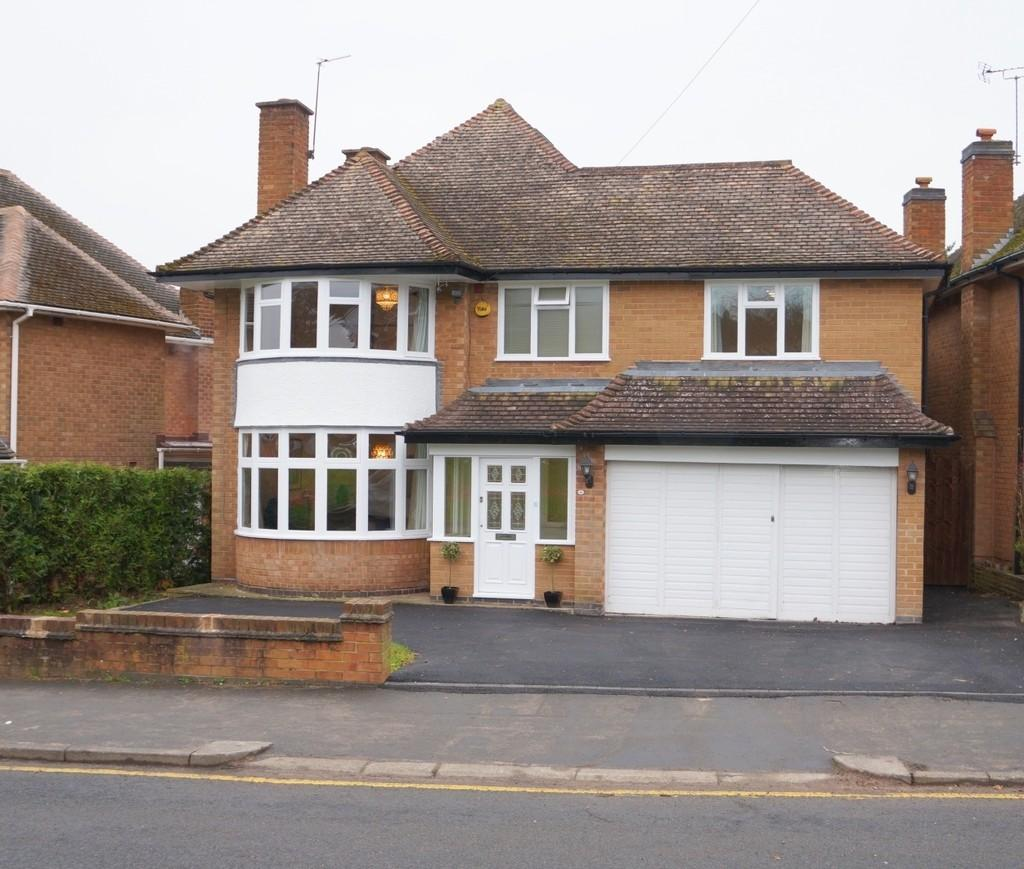 4 Bedrooms Detached House for sale in Hanbury Road, Dorridge