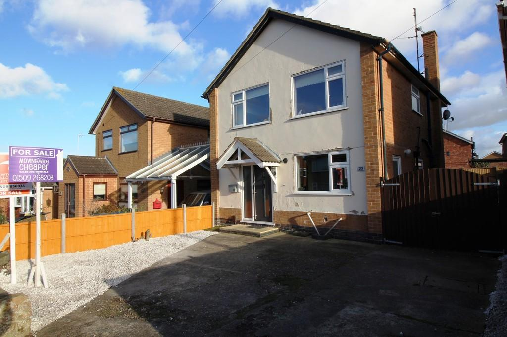 4 Bedrooms Detached House for sale in Cromwell Drive, East Leake