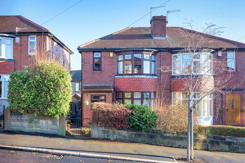 3 bedroom semi-detached house to rent - Rippon Crescent, Malin Bridge, Sheffield