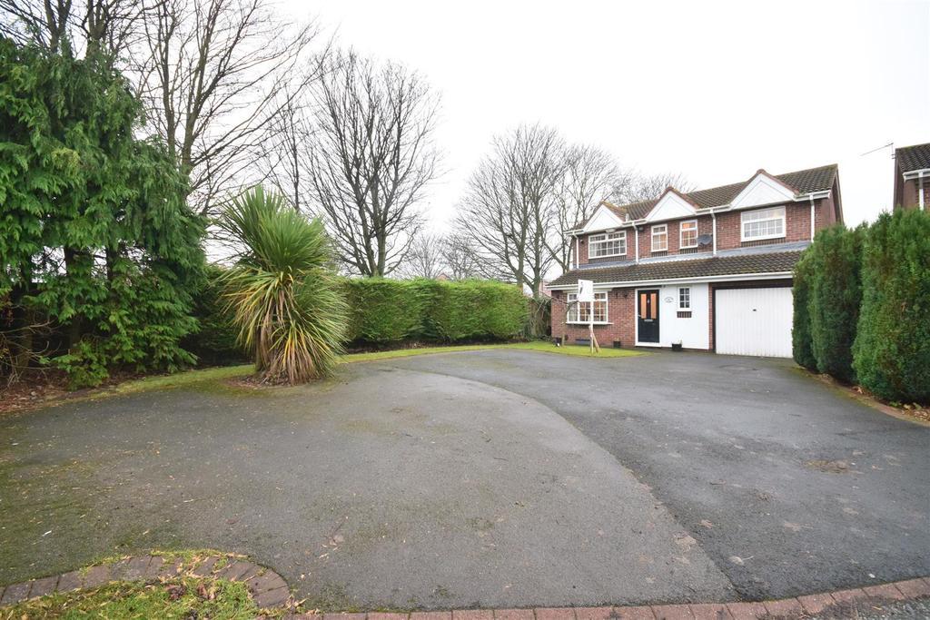 4 Bedrooms Detached House for sale in Shalcombe Close, Broadway grange, Sunderland