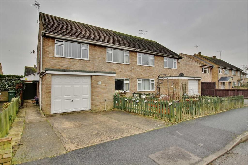 4 Bedrooms Semi Detached House for sale in Swallowcroft, Eastington, Gloucestershire