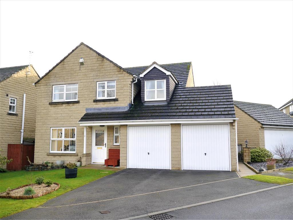 4 Bedrooms Detached House for sale in Cambridge Chase, Gomersal, BD19 4PW