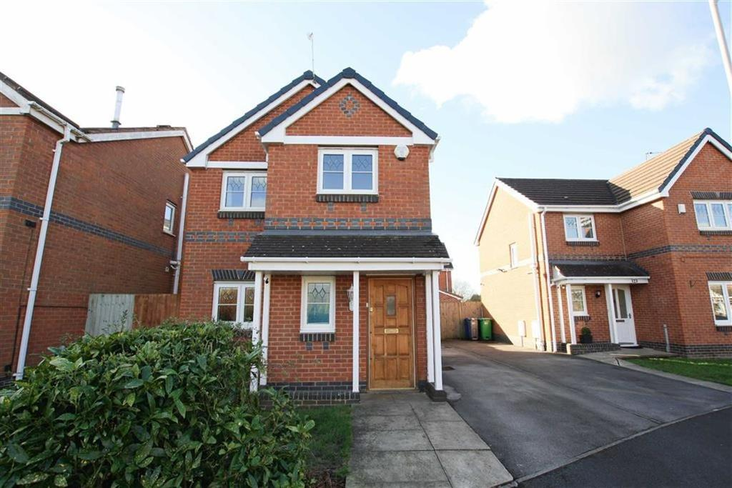 3 Bedrooms Detached House for sale in Kerscott Road, Manchester
