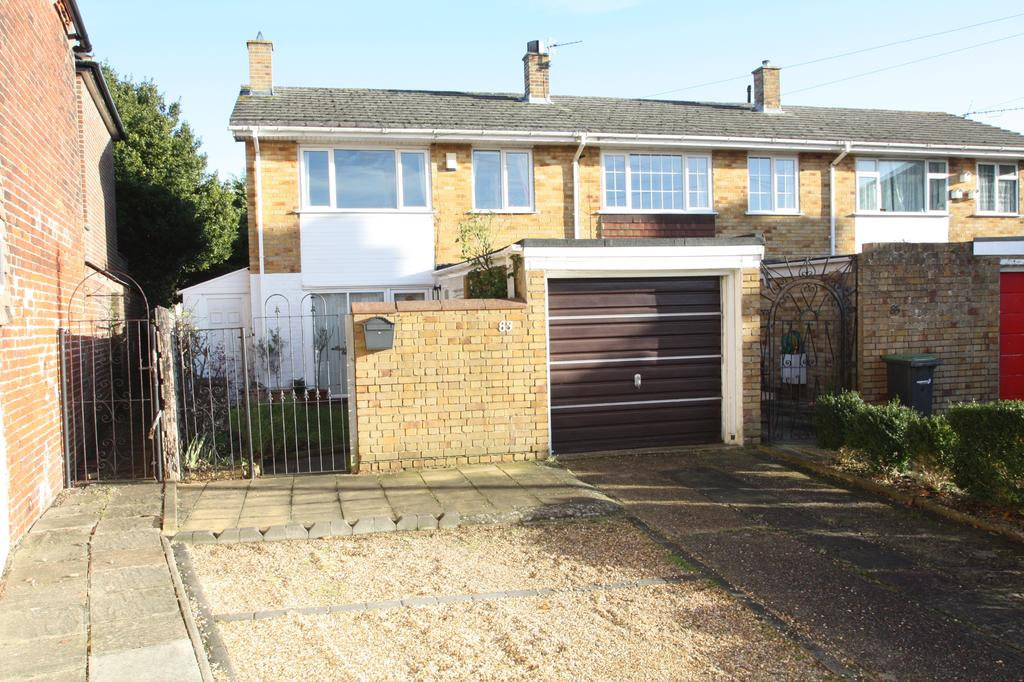 3 Bedrooms End Of Terrace House for sale in The Avenue, Alverstoke, Gosport PO12