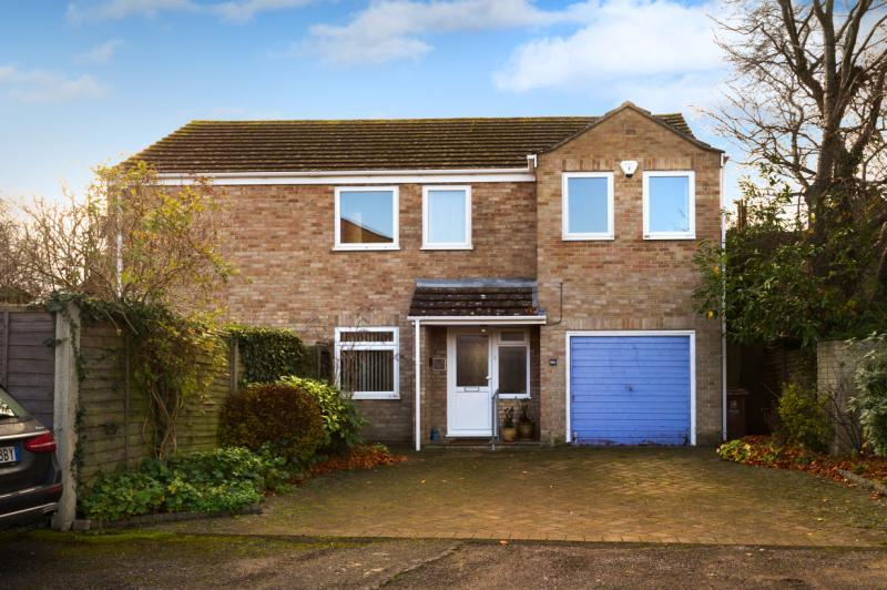 5 Bedrooms Detached House for sale in Bankside, Headington, Oxford, Oxfordshire