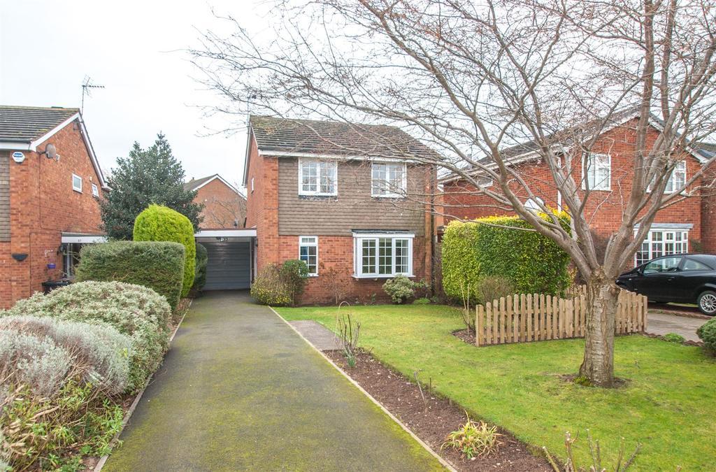 3 Bedrooms Detached House for sale in Noddington Lane, Whittington
