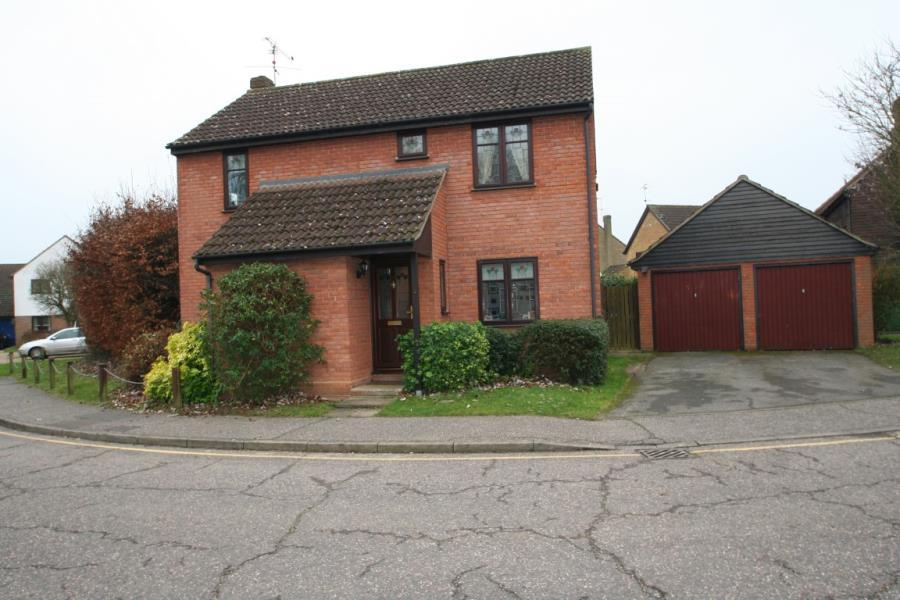 4 Bedrooms Detached House for sale in Avocet Close, Kelvedon