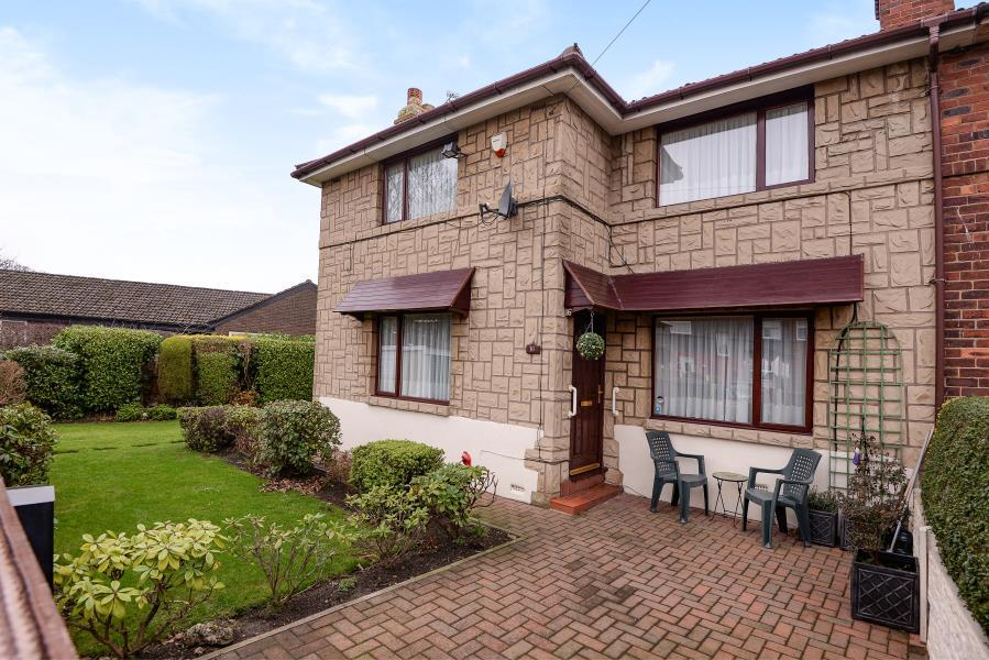4 Bedrooms End Of Terrace House for sale in MILES HILL MOUNT, CHAPEL ALLERTON, LEEDS, LS7 2HD