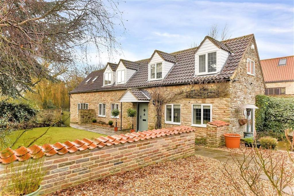 3 Bedrooms Detached House for sale in Blind Lane, Coleby, Lincoln, Lincolnshire