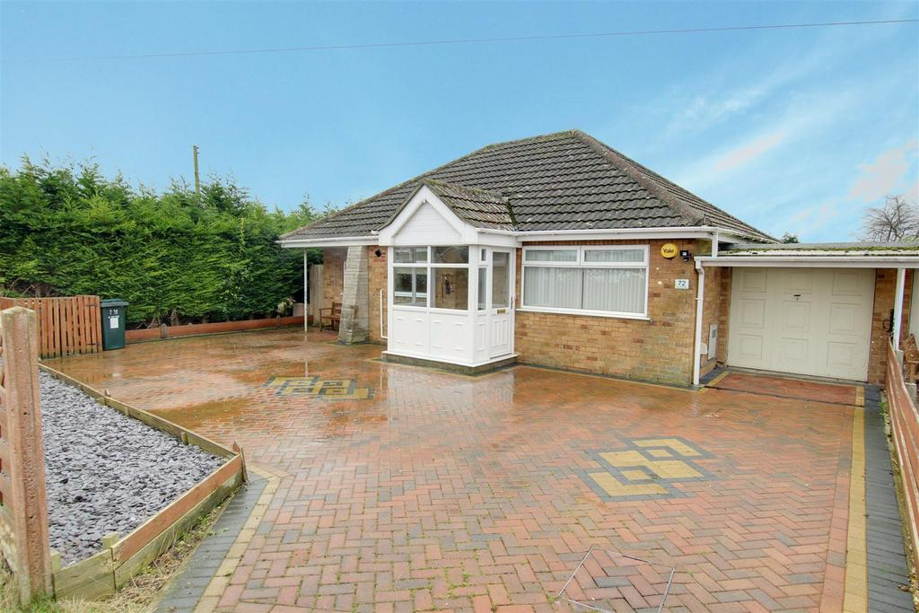 3 Bedrooms Detached Bungalow for sale in Church Lane, Mablethorpe