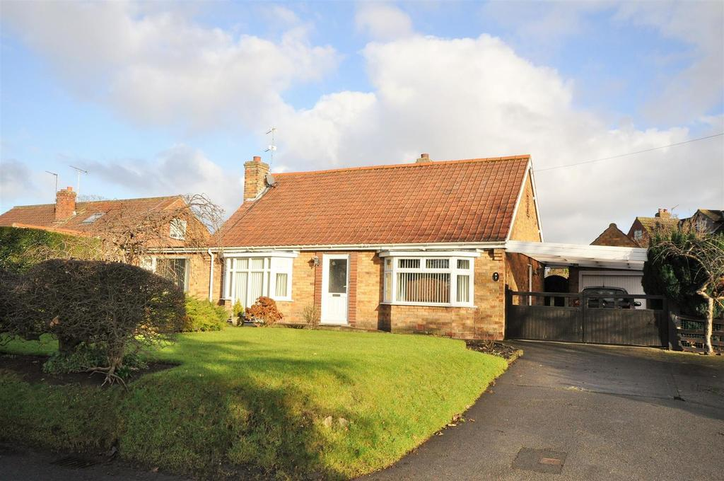 3 Bedrooms Detached Bungalow for sale in Millfield Lane, Nether Poppleton, York