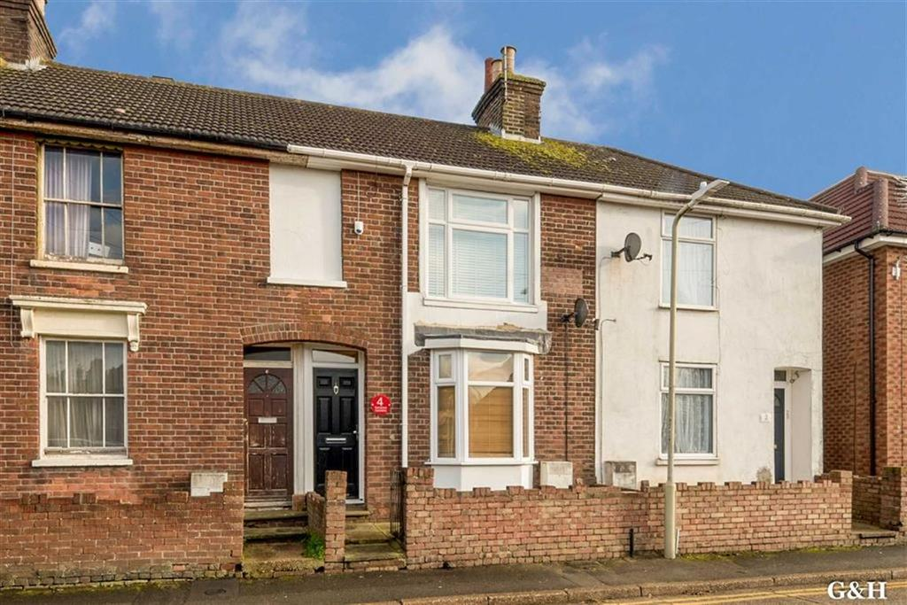 2 Bedrooms Terraced House for sale in Norwood Gardens, Ashford, Kent