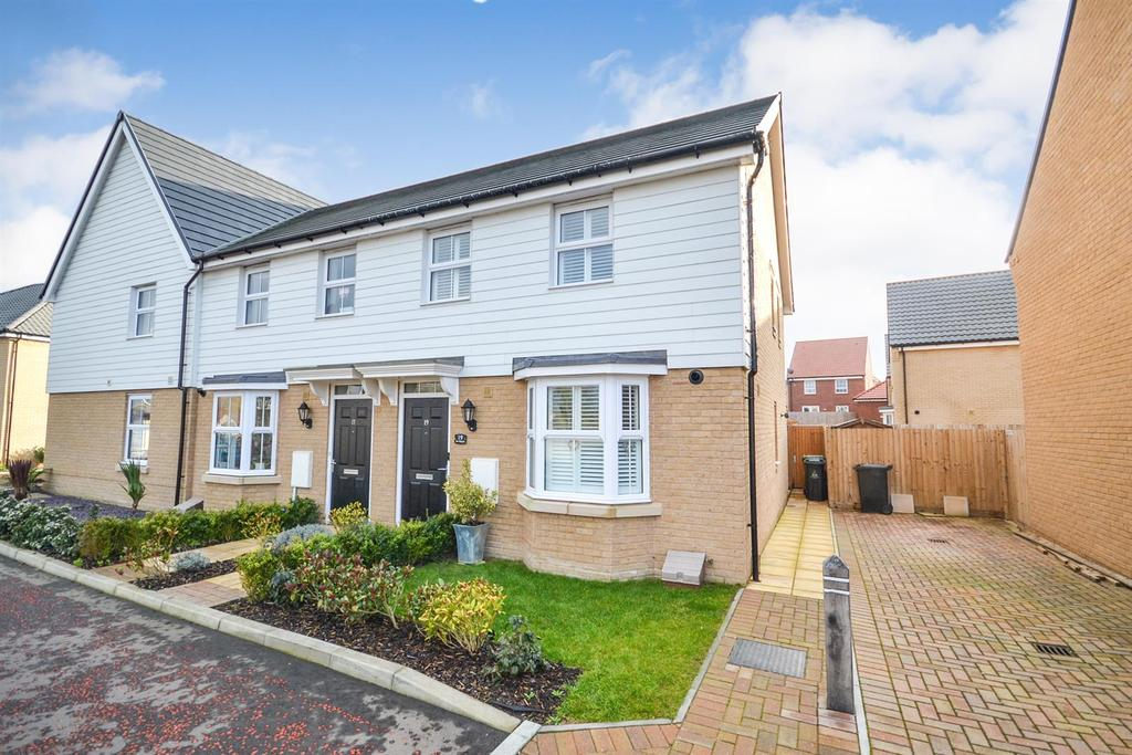 3 Bedrooms End Of Terrace House for sale in Elm Reach, Southminster