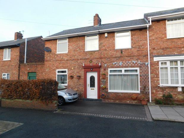 3 Bedrooms Terraced House for sale in BRADFORD CRESCENT, GILESGATE, DURHAM CITY