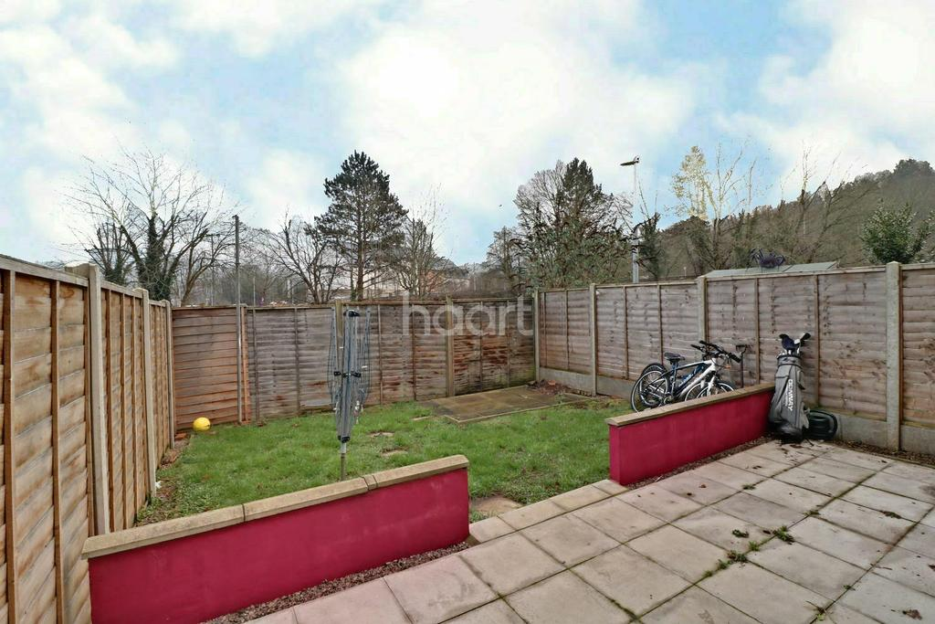 2 Bedrooms Semi Detached House for sale in Castle Close, Monmouth