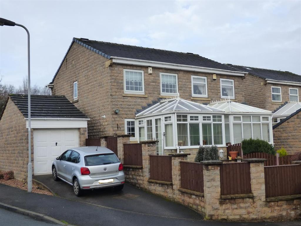 3 Bedrooms Semi Detached House for sale in Mill Carr Hill Road, Oakenshaw