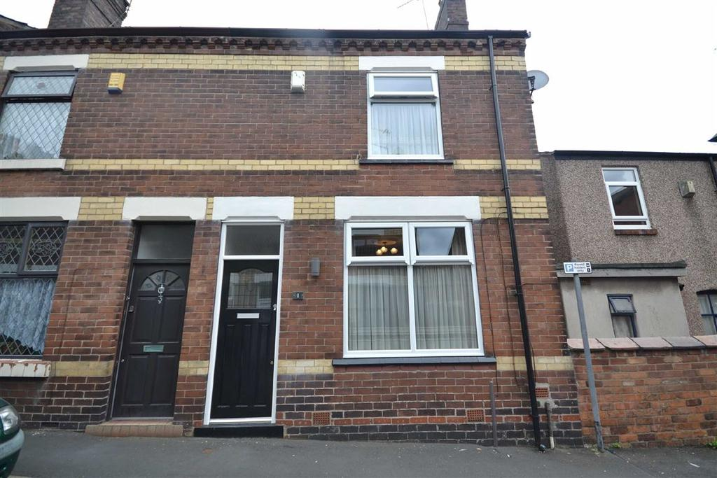 2 Bedrooms End Of Terrace House for sale in Dicconson Crescent, Swinley, Wigan, WN1