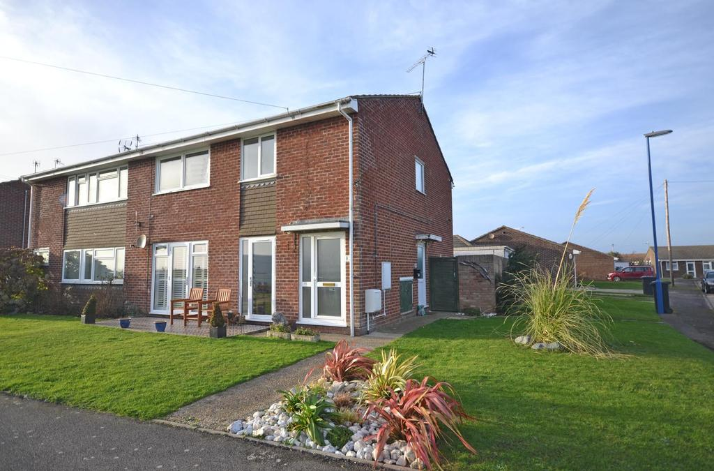 2 Bedrooms Flat for sale in Kingsway, Selsey, PO20