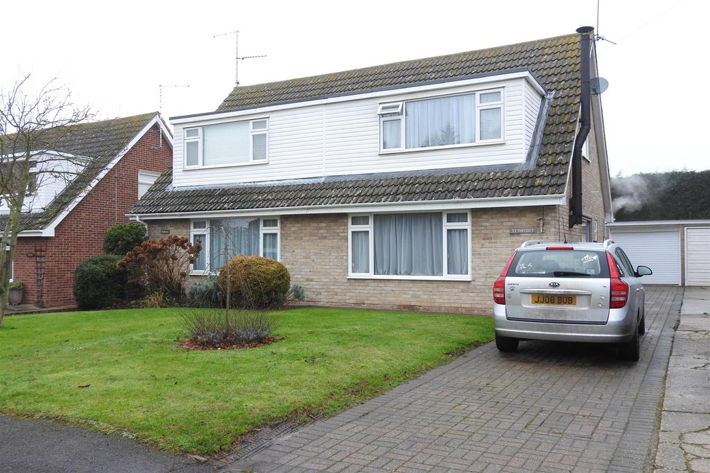 3 Bedrooms Semi Detached House for sale in Manor Road, Hatfield Peverel