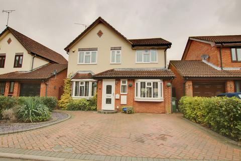 4 bedroom detached house for sale - CUL-DE-SAC LOCATION! TWO RECEPTION ROOMS! CONSERVATORY!