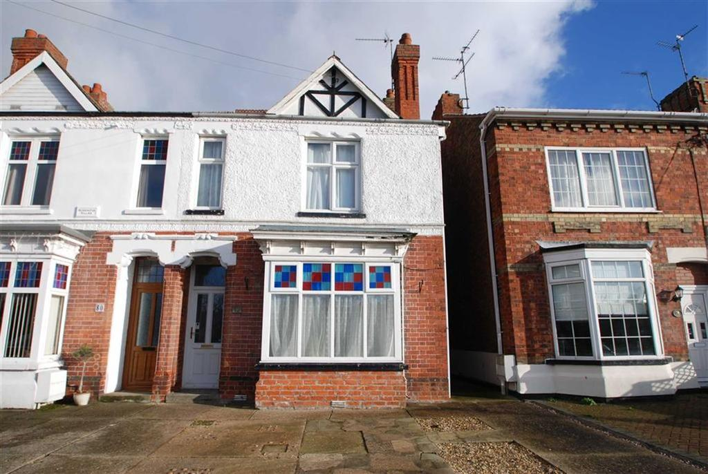 3 Bedrooms Semi Detached House for sale in Willoughby Road, Boston