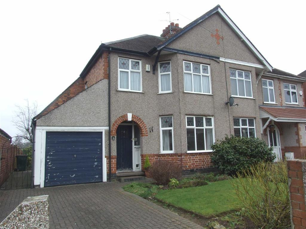 3 Bedrooms Semi Detached House for sale in Prince Of Wales Road, Coventry