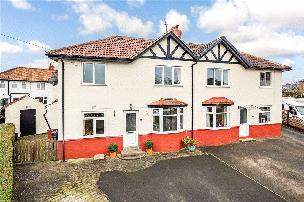 3 Bedrooms Semi Detached House for sale in Lilac Grove, Harrogate, North Yorkshire