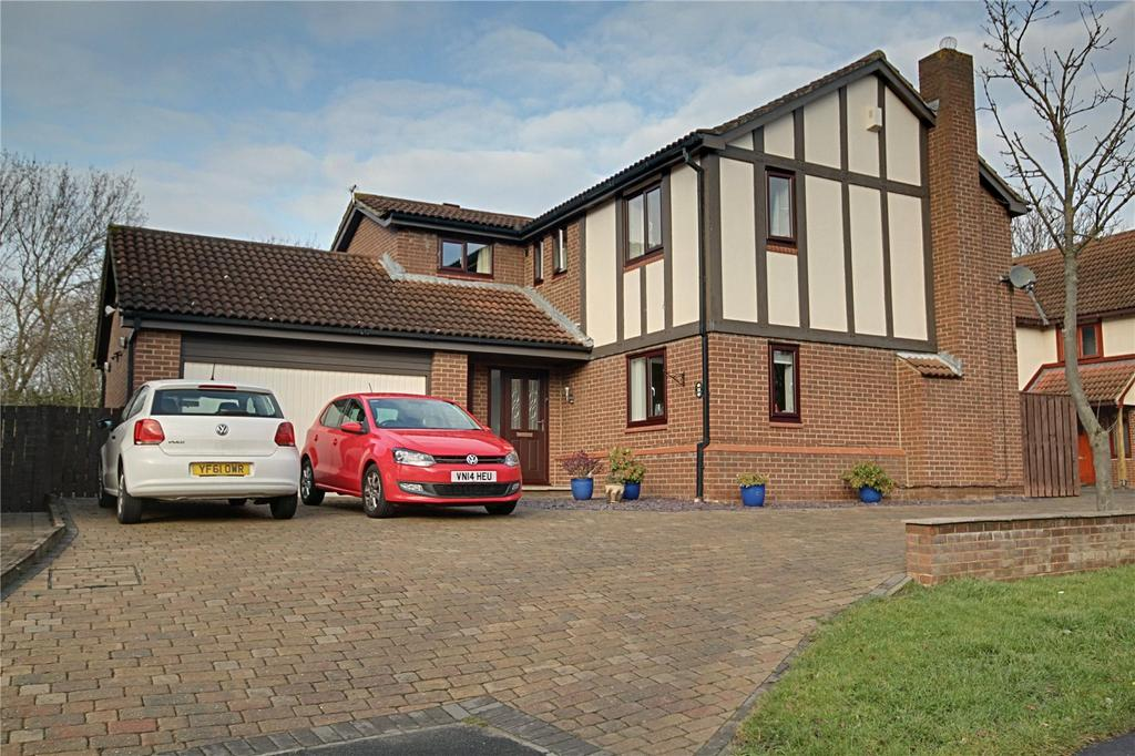 4 Bedrooms Detached House for sale in Ashridge Close, Ingleby Barwick