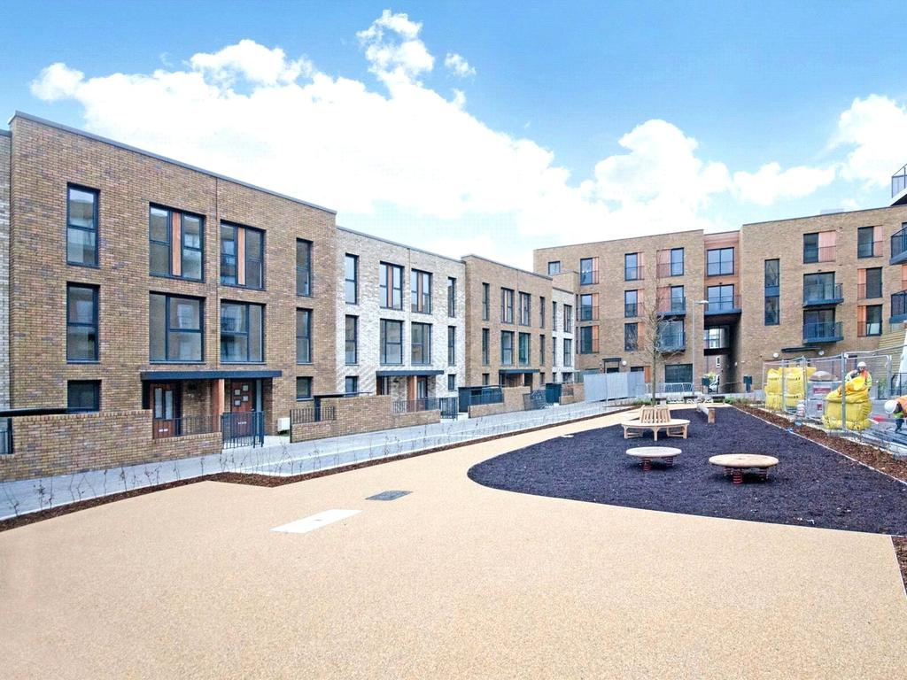 4 Bedrooms House for sale in Mary Rose Square, Marine Wharf, SE16