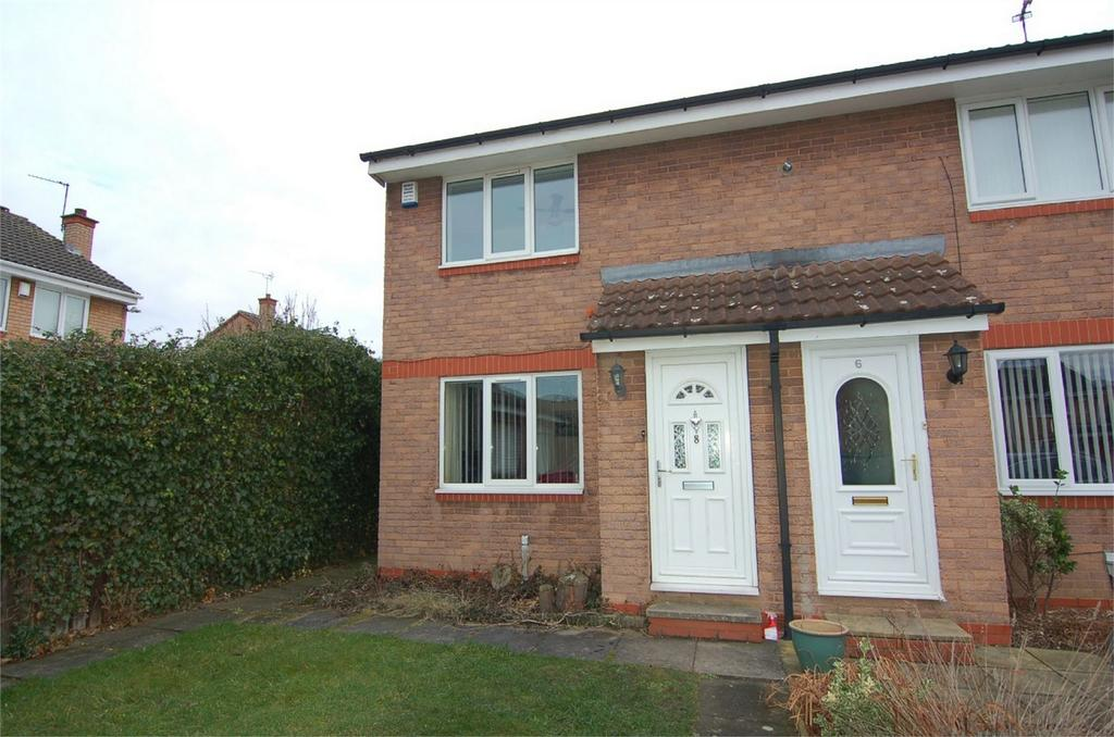 3 Bedrooms Semi Detached House for sale in Holme Court, Goldthorpe, ROTHERHAM, South Yorkshire