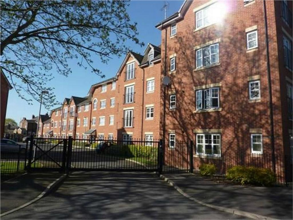 2 Bedrooms Flat for sale in Delamere Place, Moor Lane, MANCHESTER