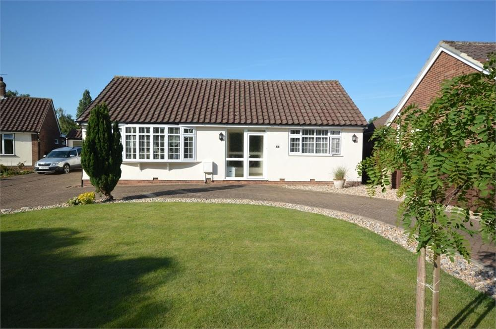 3 Bedrooms Detached Bungalow for sale in Johns Close, Hartley