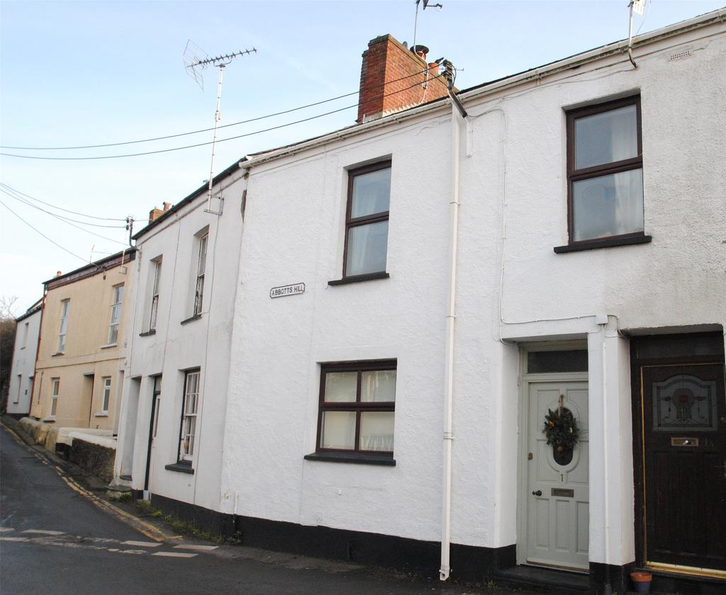3 Bedrooms Terraced House for sale in Abbotts Hill, Braunton