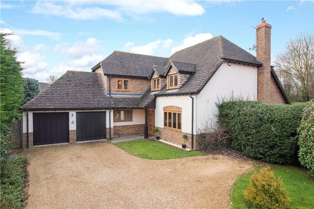 5 Bedrooms Detached House for sale in Holden Close, Biddenham, Bedford, Bedfordshire
