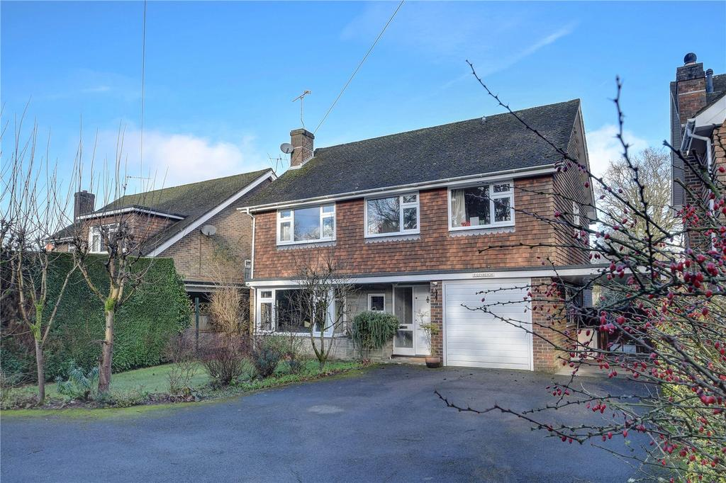 4 Bedrooms Detached House for sale in Headley Road, Grayshott, Hindhead, Hampshire