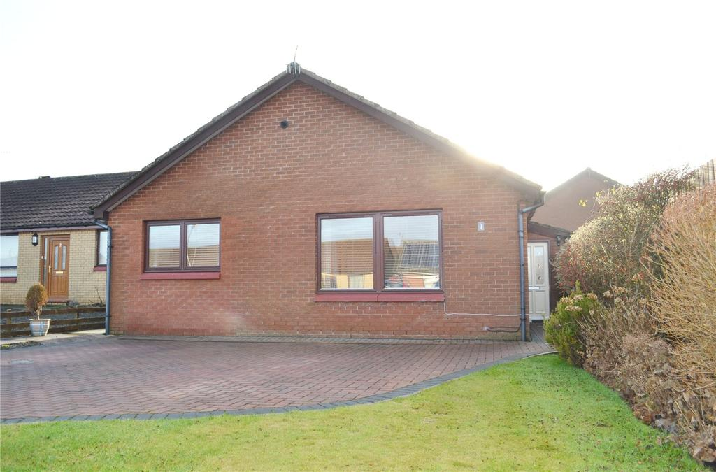 3 Bedrooms Bungalow for sale in Megstone Court, Berwick-upon-Tweed, Northumberland