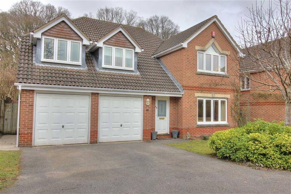 5 Bedrooms Detached House for sale in Bellflower Way, Knightwood Park, Chandlers Ford, Hampshire