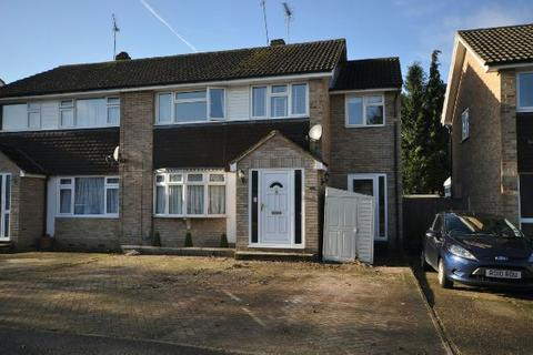 4 bedroom semi-detached house for sale - Bodmin Road, Woodley, Reading,