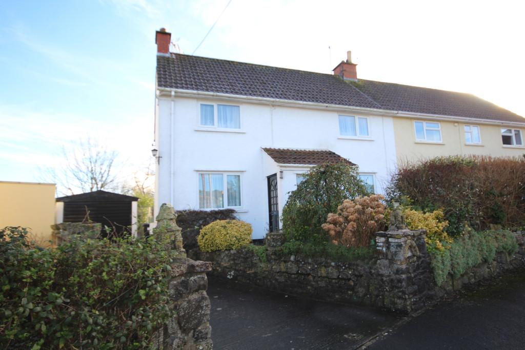 3 Bedrooms Semi Detached House for sale in Ridge Crescent, West Harptree