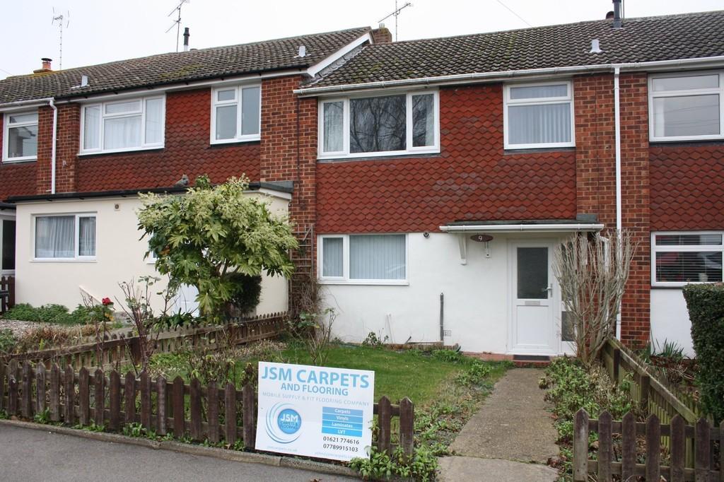 3 Bedrooms Terraced House for rent in Pembroke Avenue, Maldon