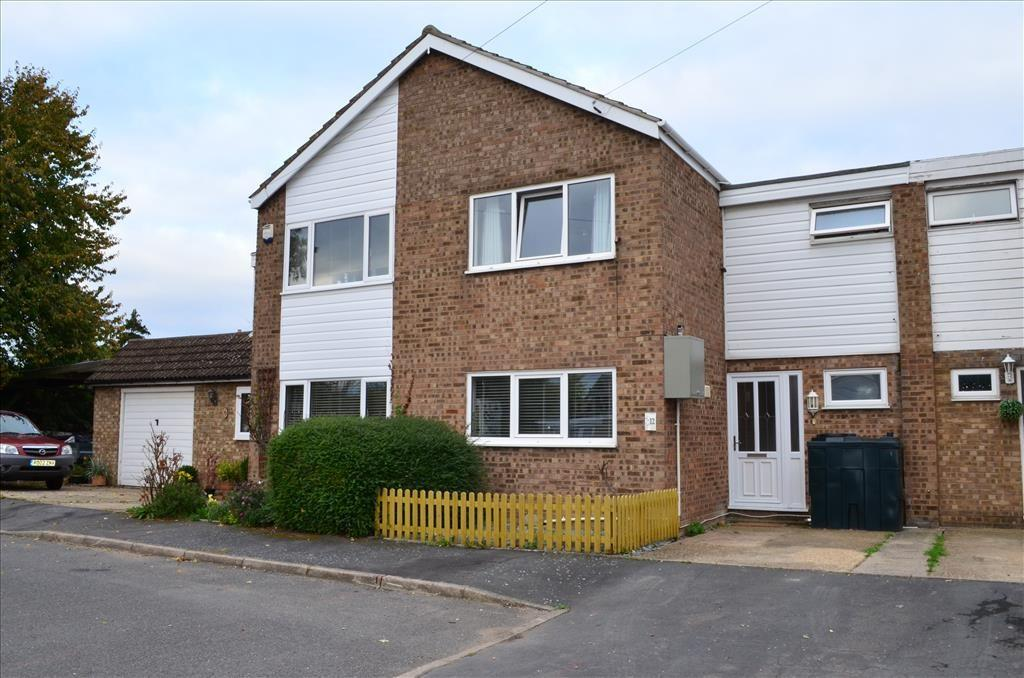 3 Bedrooms Terraced House for sale in Willmott Road, Bassingbourn, Royston, SG8