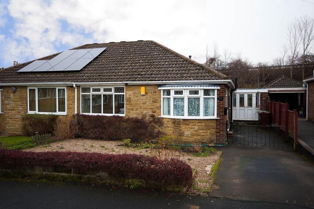 2 Bedrooms Semi Detached Bungalow for sale in Grove Park, Calder Grove